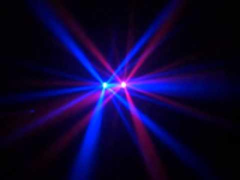 Đèn Kim Cương 2 mắt sử dụng bóng led siêu sáng