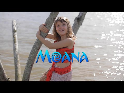 Moana -- How Far I'll Go -- performed by Miriam (5 years old)