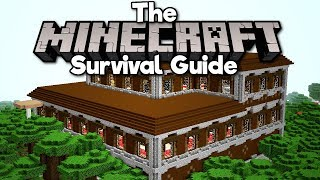 Raiding a Woodland Mansion! • The Minecraft Survival Guide (Tutorial Lets Play) [Part 59]