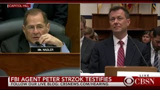 Video Peter Strozk testimony at House committee hearing resumes as FBI agent faces more questions MP3, 3GP, MP4, WEBM, AVI, FLV September 2019
