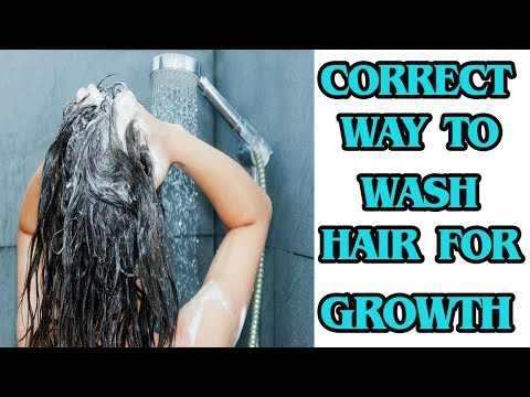 Correct Way To Apply Oil,Shampoo,Conditioner For Hair Growth ||Beauty Tips In Tamil