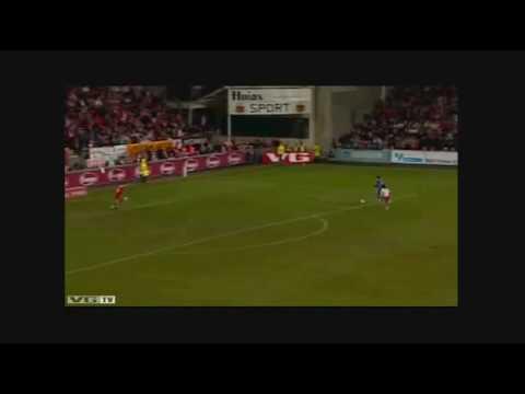 Crazy Norwegian commentator!