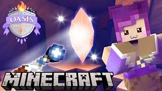 Making A Magical Wand in Minecraft Oasis Awakening by iHasCupquake