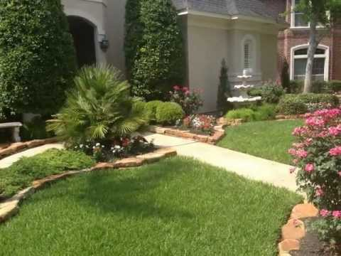 Video The Woodlands, Spring, Conroe, & Cypress TX Landscaping Beds download in MP3, 3GP, MP4, WEBM, AVI, FLV January 2017