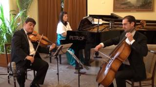 Edward Elgar  Salut D Amour  Op 12 For Viola  Ce  Lo And Piano