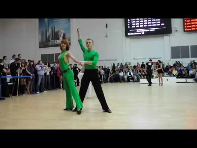 Чемпионат России 2010, Ярков Юрий-Шинкевич Татьяна