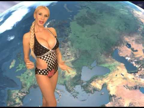 Жесть! Лариса Сладкова разделась! Прогноз погоды в Челябинске (на 24 марта)