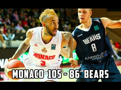 BCL — Monaco 105 - 86 Bakken Bears — Highlights