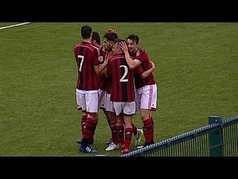 Primavera: Cesena-Milan 1-1 (video)