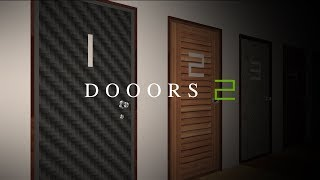 DOOORS2 - room escape game - YouTube video