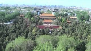 JingShan Park, BeiJing 北京 in spring-time