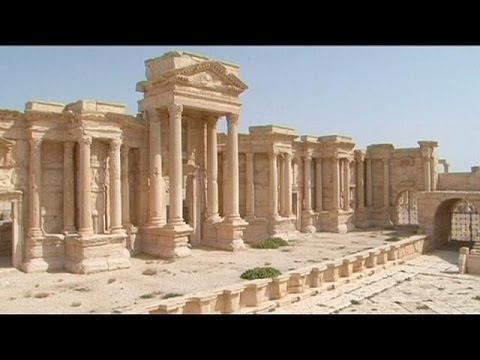 l'isis sta distruggendo numerosi patrimoni culturali nel mondo!