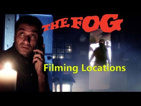The Fog 1980 ( filming location ) John Carpenter