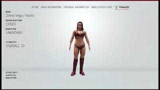 Video Part 2 | How to Play as Managers - Drake Maverick & Zelina Vega | #WWE2k19 MP3, 3GP, MP4, WEBM, AVI, FLV Januari 2019