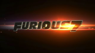 Nonton Fast & Furious 7 Logo in After Effects Film Subtitle Indonesia Streaming Movie Download