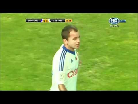 [Video] Así de fuerte cantó la gente de la U en el duelo histórico en Mendoza por la Libertadores - Vamosleones