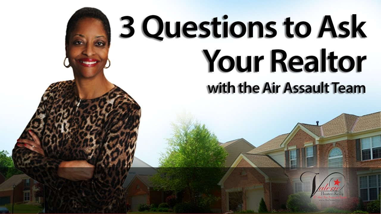 What Questions Should You Ask a Realtor Before Hiring Them?