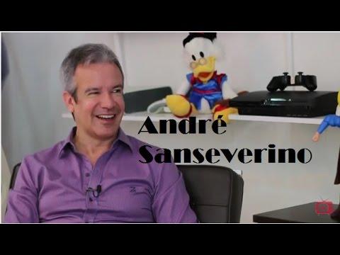"""Apimentando - André Sanseverino: """"Recebo milhares de nudes por mês"""""""