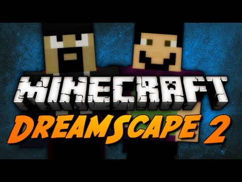 Minecraft Maps - DreamScape 2 - Pt. 1 - Mattress Fight w/ SlyFox!