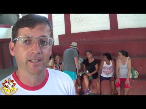 Professor de Educação Física Rodrigo do NASF - Núcleo de Apoio à Saúde da Família