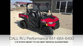 2. 2018 Polaris Ranger 150 - Walkaround, Ride Command, Geofence, Youth - R/J Performance