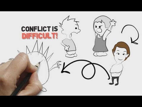 RESOLUTION - Conflict Resolution-http://www.resolutionofconflict.com.au Watch this video to understand how the Conflict Resolution Model works. Consider that conflict at ...