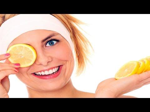 Лимонно-сахарный скраб, скраб для лица, черные точки на лице, отбеливание кожи DIY