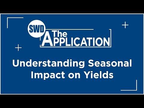 The Application: Understanding Seasonal Impact on Yields w/Jeremiah Schoneberg