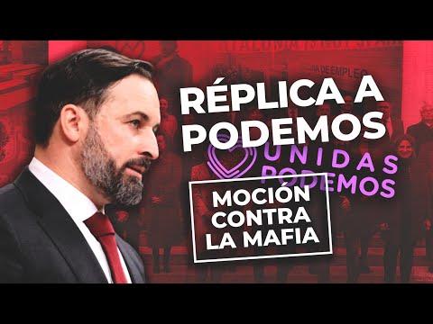 Abascal responde a la performance de Podemos: ¿Cuando van con Iglesias a Irán, les pone un velo?