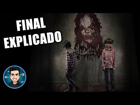 Final Explicado De  Siniestro 2 (Sinister 2 - 2015)