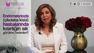 Op. Dr. Seval Taşdemir - Endometriozis (Çikolata Kisti) Hastalarında Kısırlık Neden Sık Görülür?