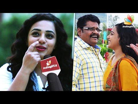 Nithya-Menon-Interview--I-taught-K-S-Ravikumar-to-be-calm-Mudinja-Ivana-Pudi-Movie-Sudheep