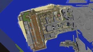 GTA 5 in Minecraft #6 | More airport stuffs :)