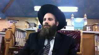 הרב אברהם הלוי – פרשת שלח לך