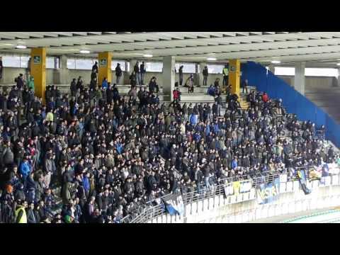 Curva Nord Inter in trasferta a Verona