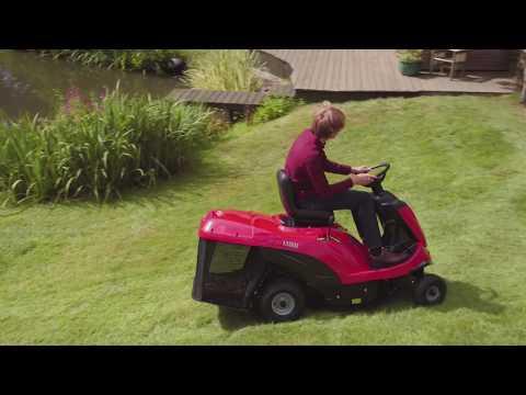 Mountfield Lawn Riders 2017 (видео)