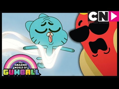Gumball | The Ketchup Song | The Awkwardness | Cartoon Network