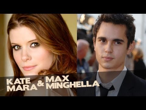 Kate Mara and Max Minghella title=