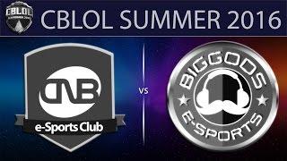 CNB vs BG, game 2
