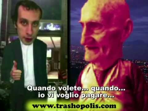 Zio Peppe incontra Peppe Fetish