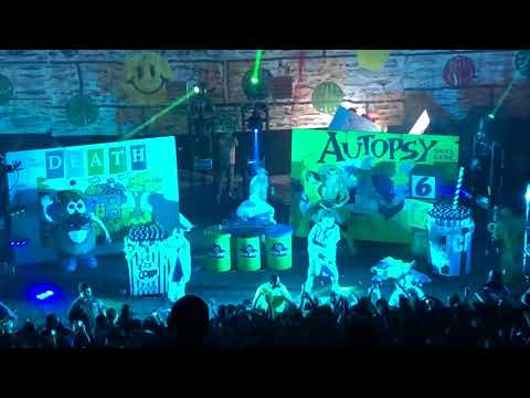 Insane Clown Posse- Toy Box (with stage entrance) 4/1/18 Slamfest- The Fillmore- Detroit, MI