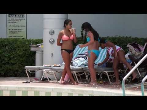 Hallandale Beach Lifestyle Sexy Girls In HD