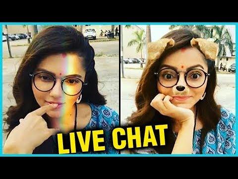 Rubina Dilaik Funny LIVE CHAT With Fans | Shakti A