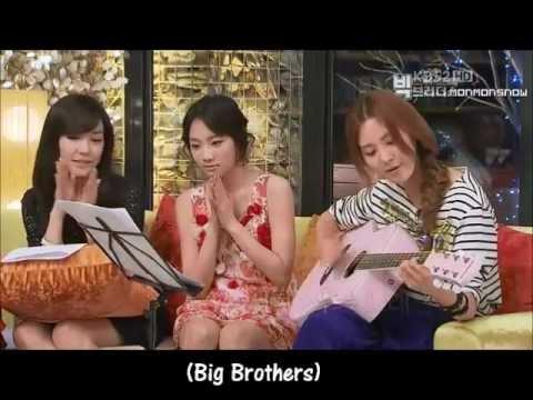 SNSD (Girls' Generation) Singing English Songs / Covers