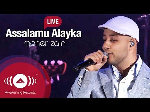 Maher Zain - Assalamu Alayka | Awakening Live At The London Apollo