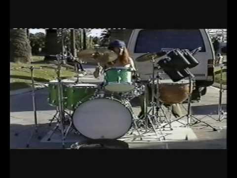 Bonham Style Busking for Buck$