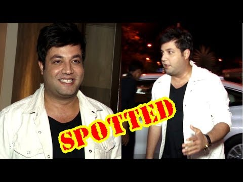 Varun Sharma Spotted in Bandra