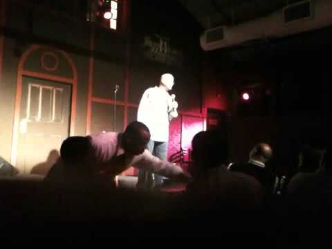 John Henton @ Jazz & Jokes on 4/2/2011