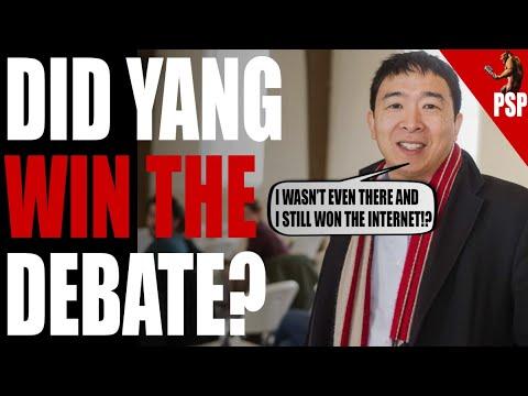 #AmericaNeedsYang Trends GLOBALLY, DESPITE DNC Gaming Andrew Yang Off Debate Stage