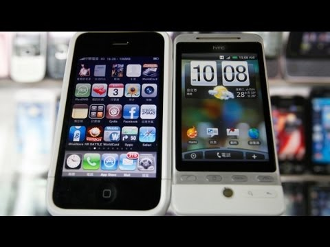 Apple and phone maker HTC settle disputes